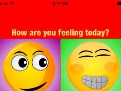 My Moods Tracker Free 1.0 Screenshot