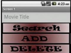 My Movie Search 2.0 Screenshot