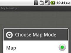 My Nearby 1.1 Screenshot