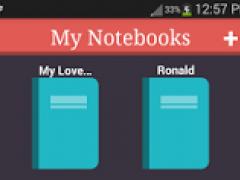 My Notebooks 1.0 Screenshot
