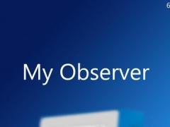 My Observer Lite 6.7 Screenshot