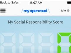 My Open Road 3.0.8 Screenshot
