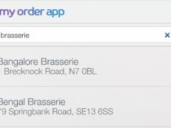 my order app 0.8.0 Screenshot