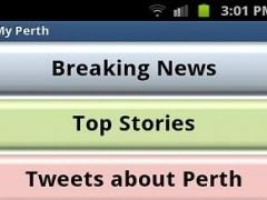 My Perth 1.0 Screenshot