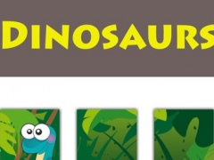 My Pets Dinosaurs game for toddlers HD Free Lite - Fun Children's Educational Jigsaw Puzzle Games for little kids boys and girls age 3 + 1.2 Screenshot