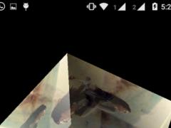 My Photo 3D cube Live WP 1.0 Screenshot