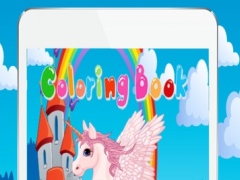 My Princess Coloring Book Free For Kids Practice Paint Pony 1.0.2 Screenshot