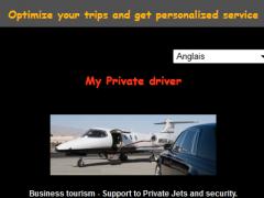 My Private Driver 200.40 Screenshot