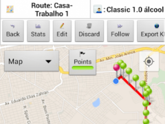 My Route PRO 1.5.7 Screenshot
