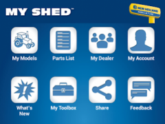 My Shed™ for New Holland Ag 2.2.7 Screenshot
