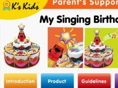 My Singing Birthday Cake 1.1 Screenshot