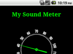 My Sound Meter 1.0 Screenshot