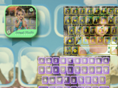My Sweet Photo Keyboards 2.0 Screenshot