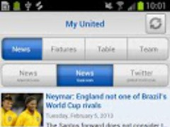 My United News 1.0.1 Screenshot