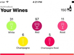 My Wine Book 2.7 Screenshot