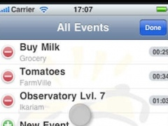 MyAlarms 1.0 Screenshot