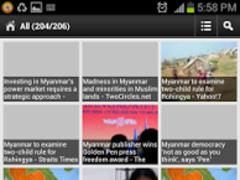 Myanmar News Network (English) 2.0 Screenshot
