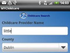 MyChildCare.ie 1.07 Screenshot