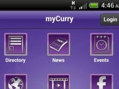 myCurry Mobile 3.0.2 Screenshot