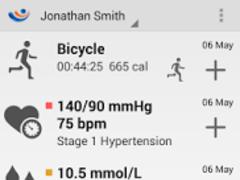myFitnessCompanion - Health 4.0.6 Screenshot