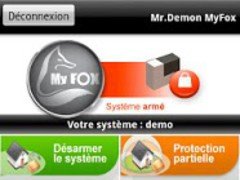 MyFOX 1.9.1 Screenshot