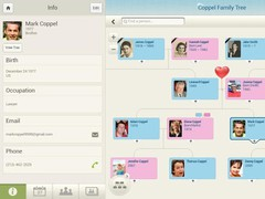 MyHeritage - Family tree, DNA & ancestry search  Screenshot