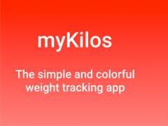 myKilos 1.6.6 Screenshot