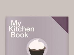 MyKitchenBook 1.0 Screenshot