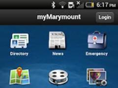 myMarymount 2.0.7 Screenshot