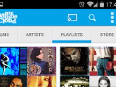 My Music Cloud: Storage & Sync 2.1.5 Screenshot