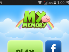MYO Memory Game KIDS 1.4 Screenshot