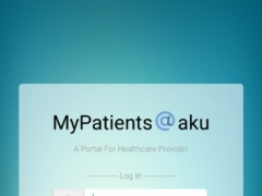 MyPatients@aku 2.0 Screenshot