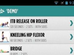 MyPhysio App 1.3 Screenshot
