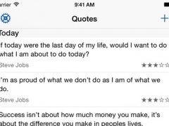 MyQuotes: One place for all quotes 1.1.5 Screenshot