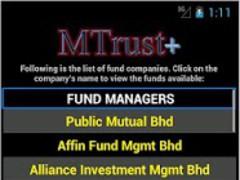 Malaysia Unit Trust  Screenshot