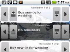 MyReminders 1.7 Screenshot