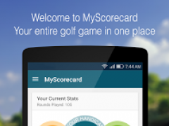 MyScorecard Golf Score Tracker 2.0.45 Screenshot