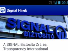 MySIGNAL 2.2.10 Screenshot