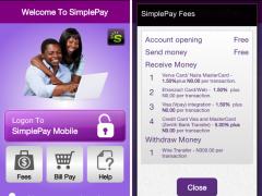 MySimplePay 1.15 Screenshot