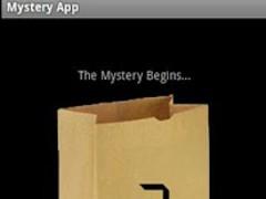 Mystery App 1.036 Screenshot