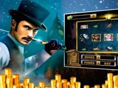 Mystery Detective Slots Poker - Free Las Vegas Games & Big Win 1.0 Screenshot