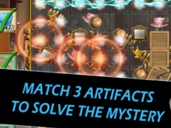 Mystery Society: Relic Match HD - The Lost Jewels 2.2 Screenshot