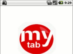 myTab mobile 1.0.3 Screenshot