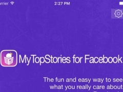MyTopStories Pro - Track your timeline posts & followers 1.3 Screenshot