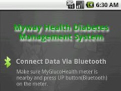 Myway Diabetes Management-Free 1.4.5 Screenshot