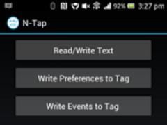 N-Tap 1.0 Screenshot