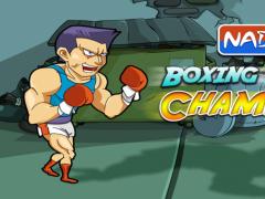 NABC Boxing Runner Champion 1.0 Screenshot