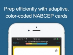 NABCEP Entry Level Exam Practice - by Kaplan Clean Energy 3.20160822 Screenshot