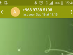 Nagg Messenger 1.2 Screenshot
