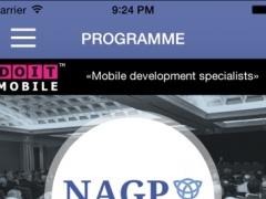 NAGP Conference 2014 1.0 Screenshot